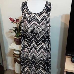 Bobbie Brooks Plus Size Dress